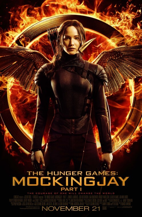 The Hunger Games: Mockingjay – Part One poster