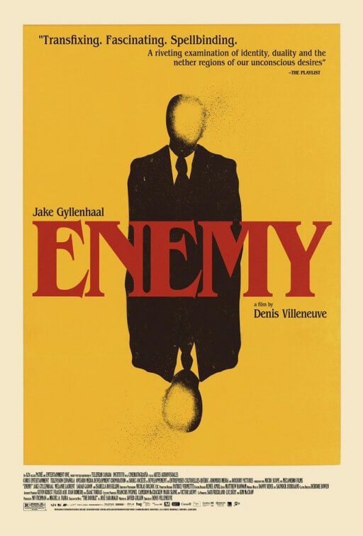 Enemy poster