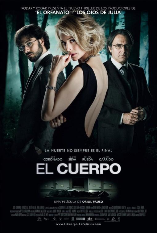 El Cuerpo (The Body) poster