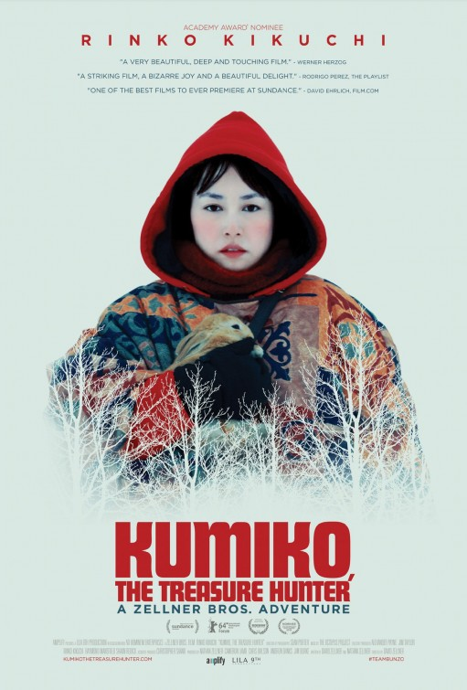 Kumiko, the Treasure Hunter poster