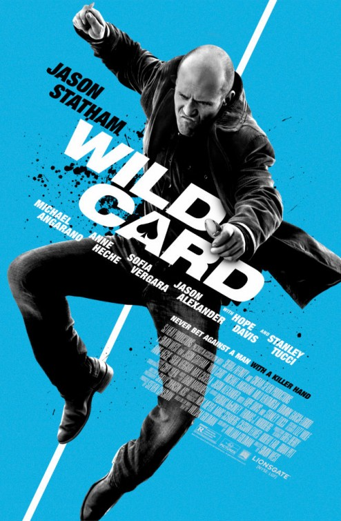 Wild Card poster