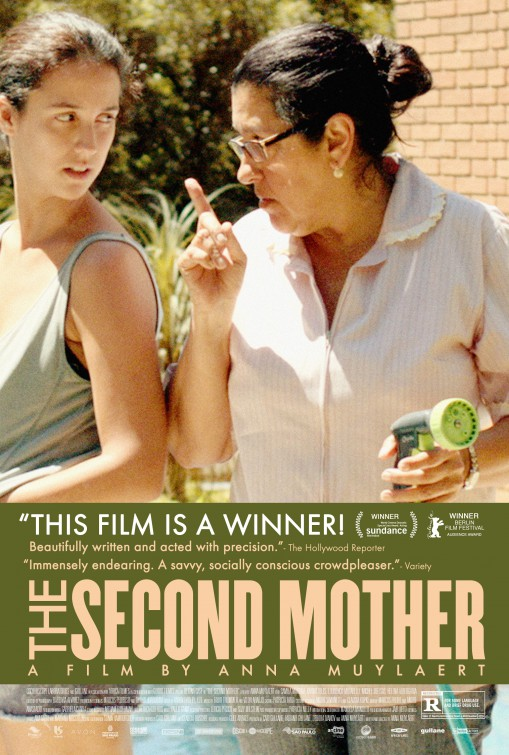 The Second Mother poster