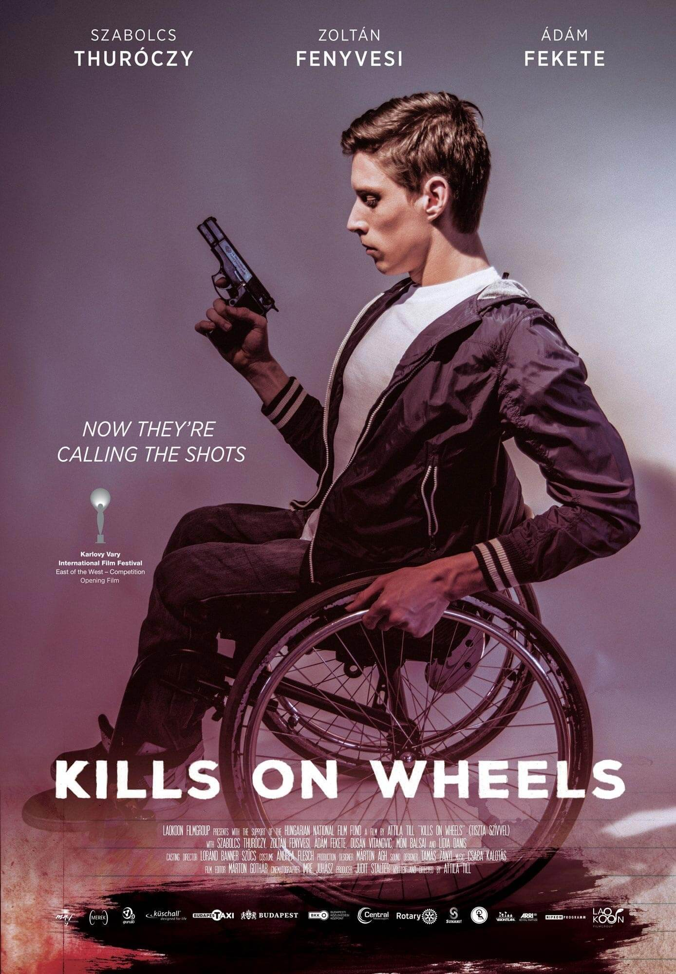 Kills on Wheels poster
