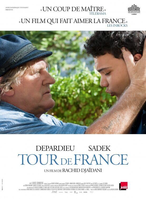 Tour de France (French Tour) poster