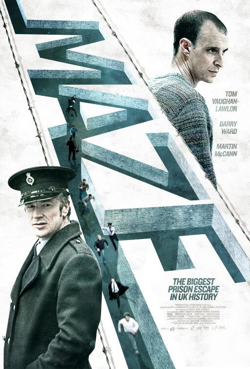 Maze poster