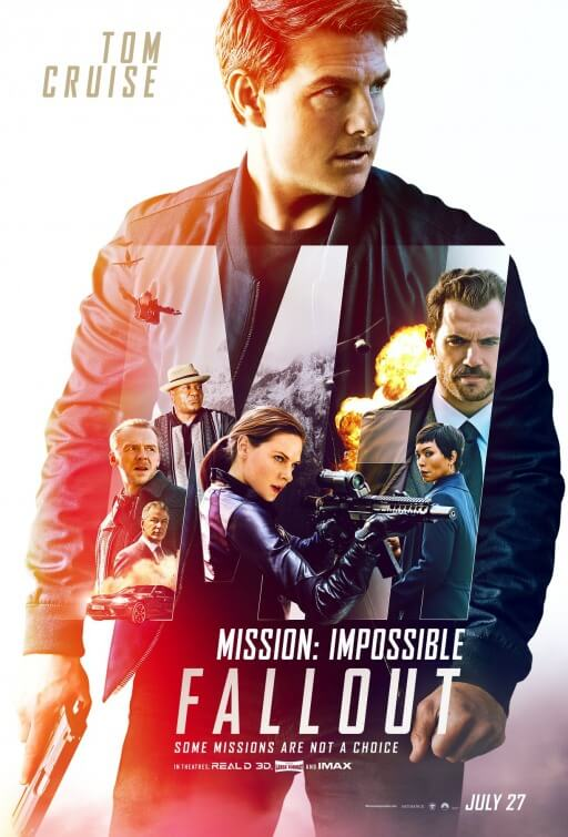 Mission: Impossible – Fallout poster