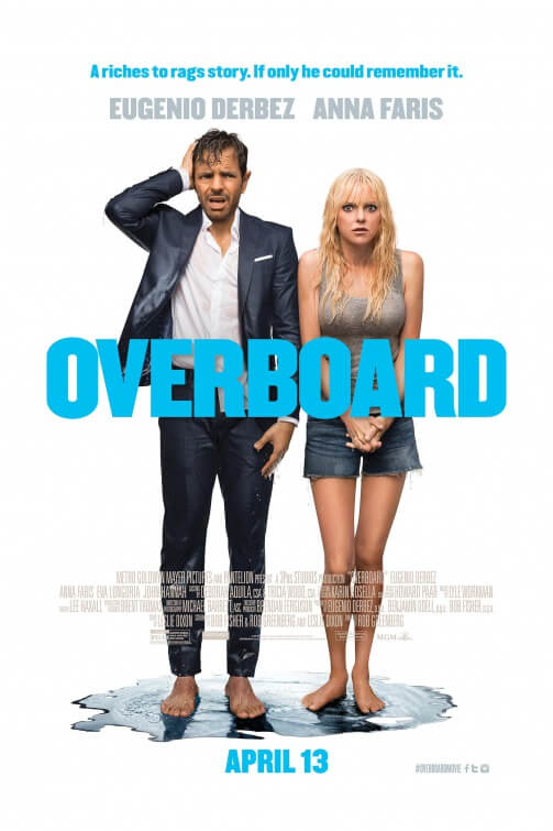 Overboard poster