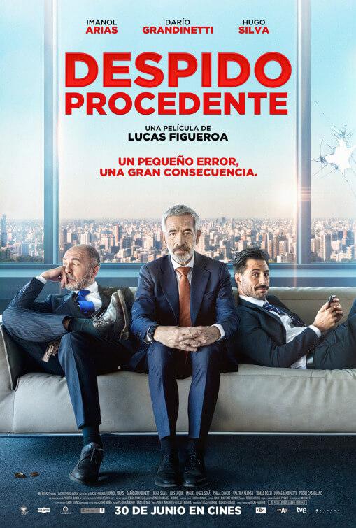 Despido Procedente poster