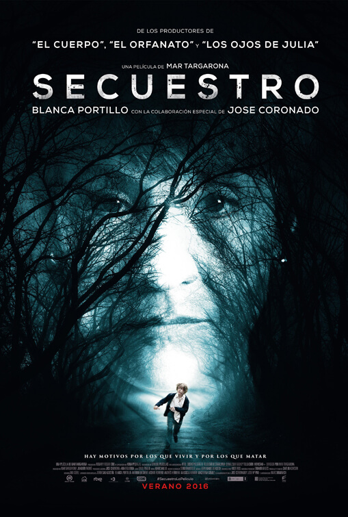 Secuestro (Boy Missing) poster