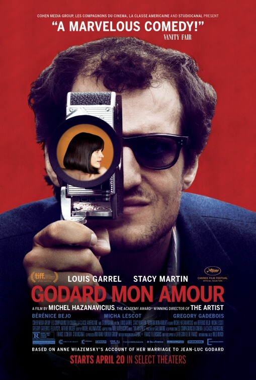 Godard Mon Amour (Le Redoutable) poster