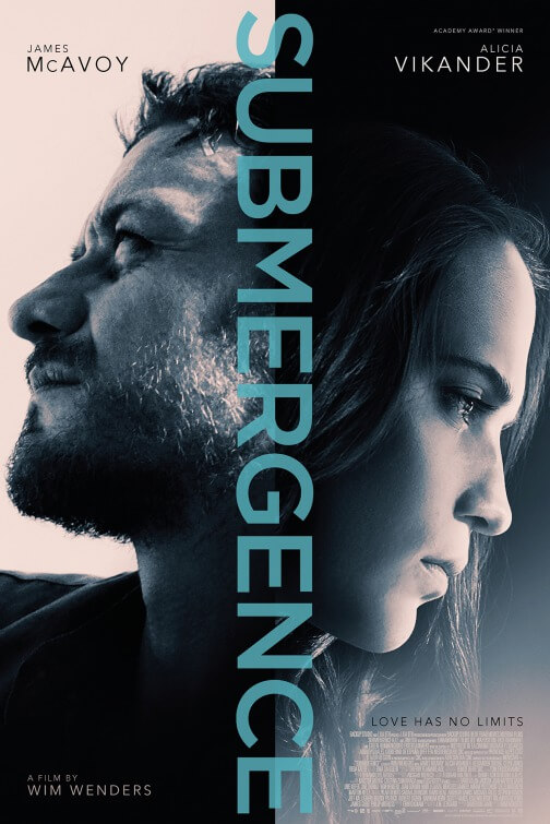 Submergence poster
