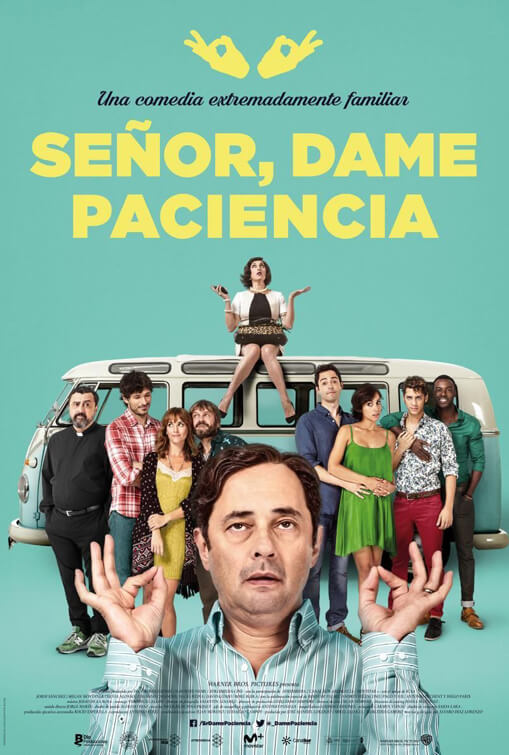 Lord, Give Me Patience (Señor, dame paciencia) poster