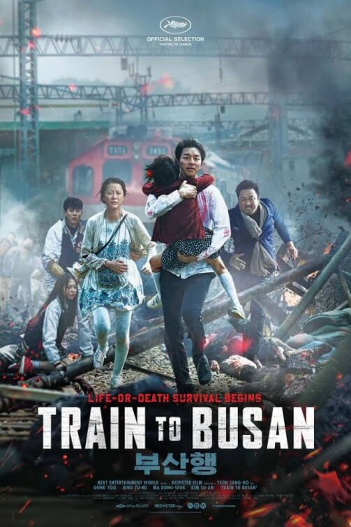 Train to Busan (Busanhaeng) poster