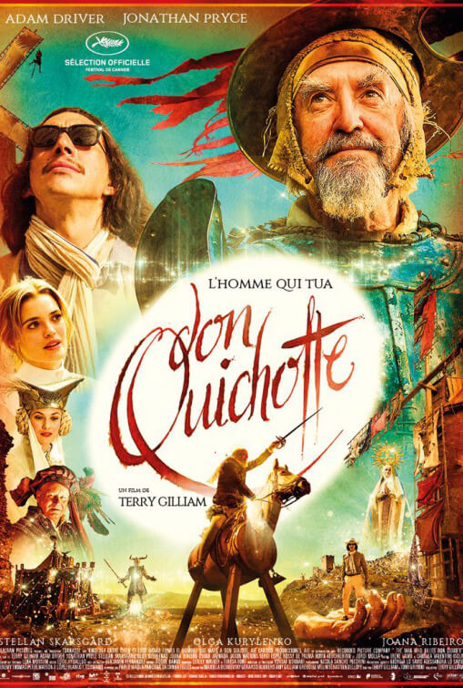 The Man Who Killed Don Quixote poster