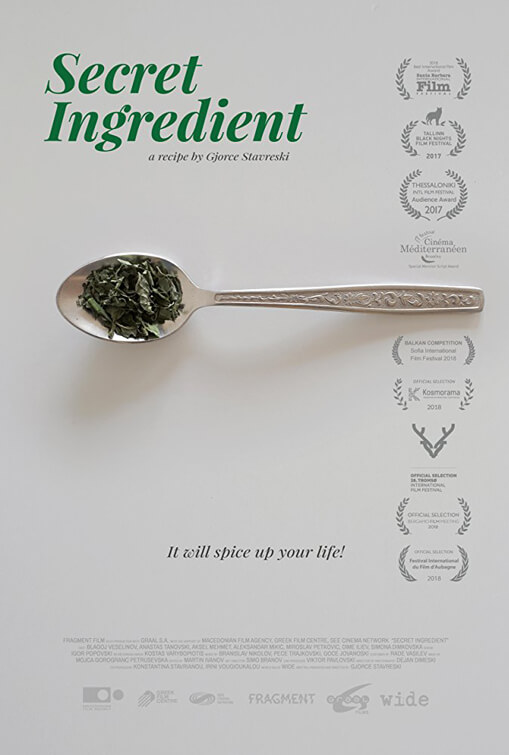 Iscelitel (Secret Ingredient) poster