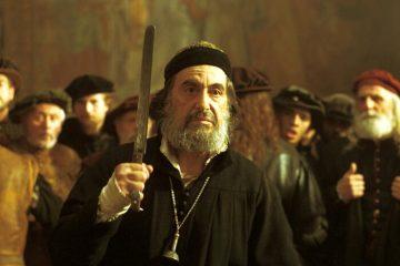 Ο Al Pacino ως Βασιλιάς Ληρ