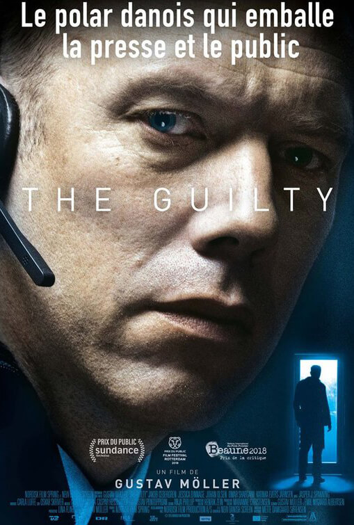 The Guilty (Den Skyldige) poster