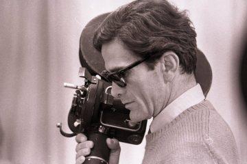 Ο Pier Paolo Pasolini και το προσωπικό κινηματογραφικό του ύφος