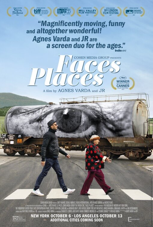 Faces Places (Visages Villages) poster