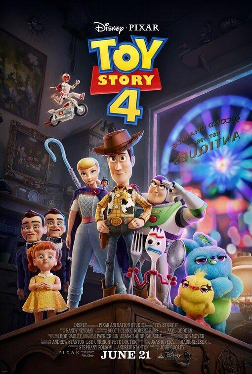 Toy Story 4 κριτικη