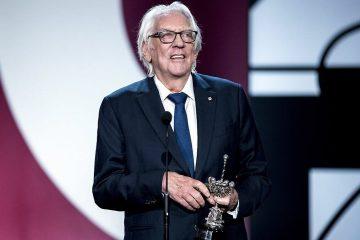 Φεστιβάλ του Σαν Σεμπαστιάν: Στον Donald Sutherland το βραβείο Δονόστια