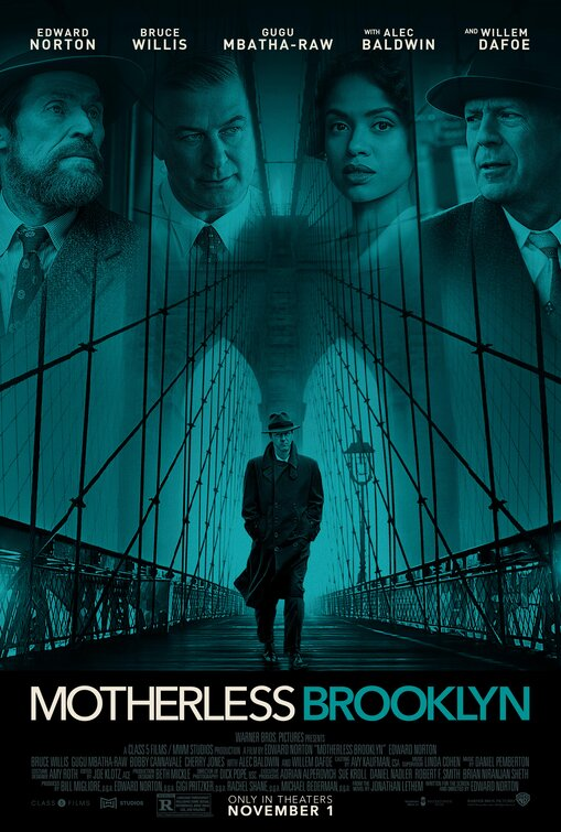 Motherless Brooklyn κριτικη