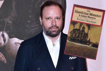 Ο Γιώργος Λάνθιμος θα σκηνοθετήσει το μεταφυσικό θρίλερ Hawkline Monster