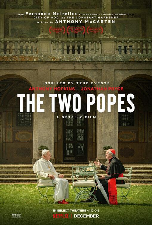 The Two Popes κριτικη
