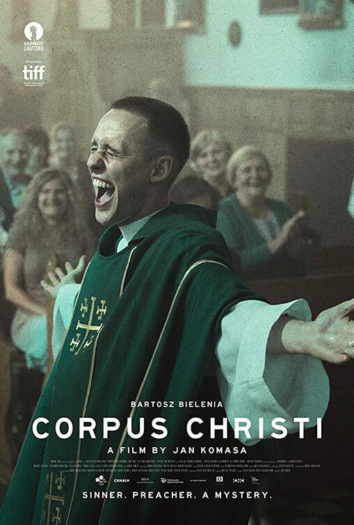Corpus Cristi (Boze Cialo) poster