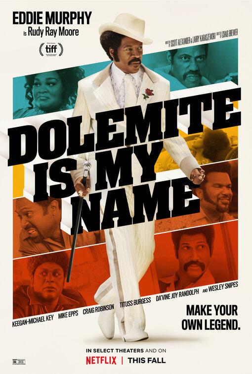 Dolemite Is My Name κριτικη