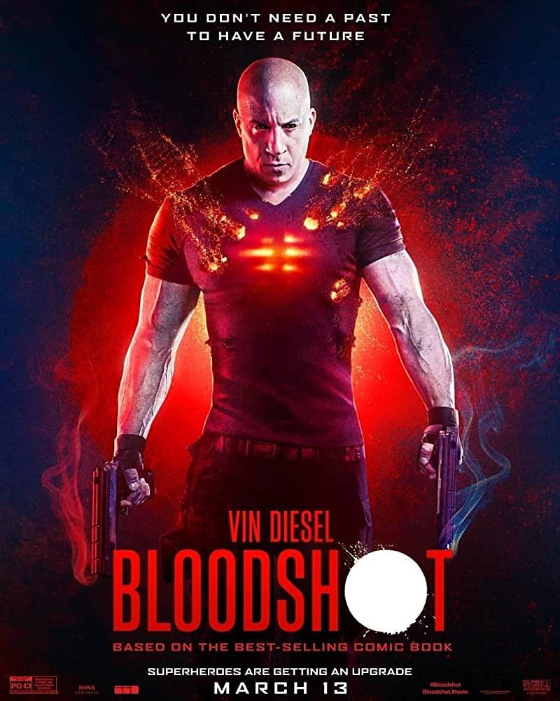Bloodshot κριτικη