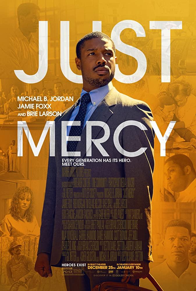 Just Mercy κριτικη